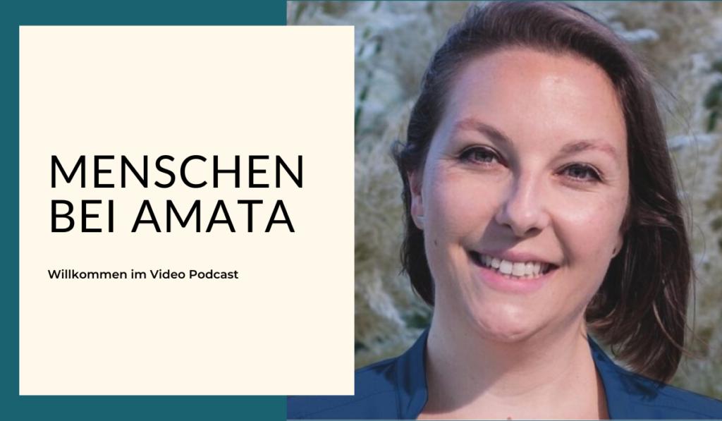Claudia Heimgartner zu Besuch bei Amata Bayerl